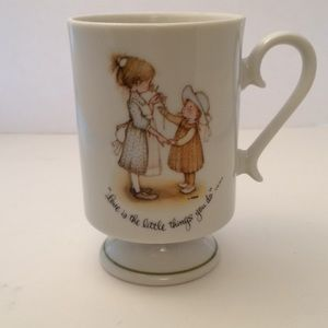 Holly Hobbie porcelaine cup